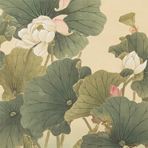 Lotus Flowers (1894)