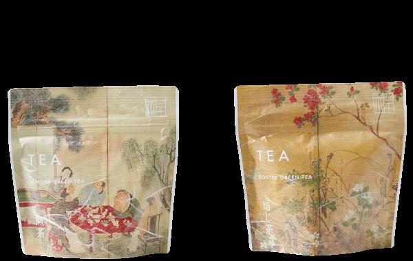 日本茶ティーバッグ(煎茶・ほうじ茶)/5袋入り