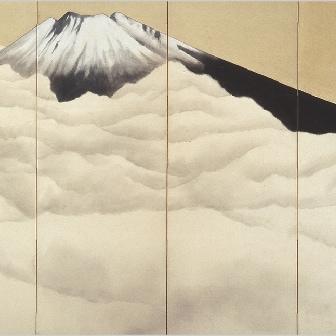 「富士図(ふじず)」〈1945年頃〉