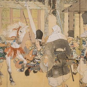 「後醍醐帝(ごだいごてい)」〈1912年〉