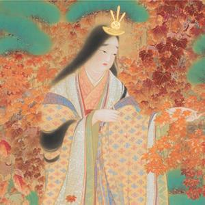 「龍田姫(たつたひめ)」〈1923年〉