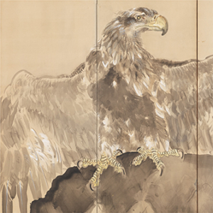 「高原之鷲(こうげんのわし)」〈20世紀前半〉