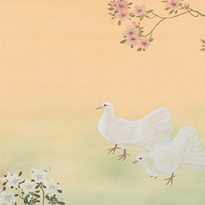 「春庭(しゅんてい)」〈1897〜1906年〉
